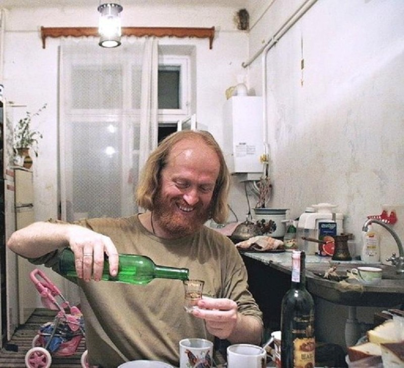 Russian Kitchen To