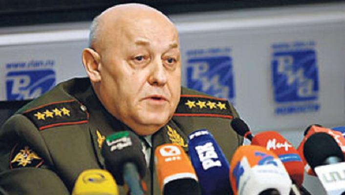 Image result for General Yury Baluyevsky