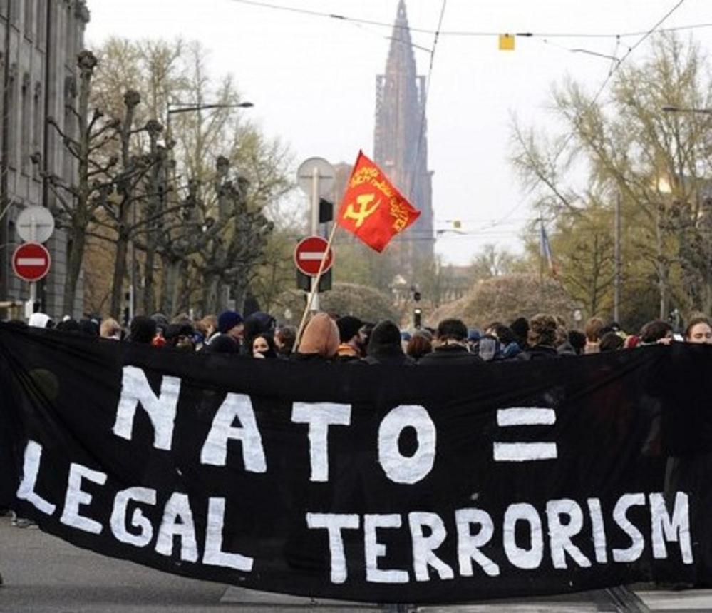 FRANCE-GERMANY-NATO-SUMMIT-DEFENCE