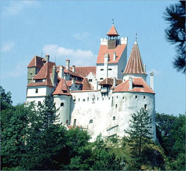 draculas castle bran transylvania - photo #20