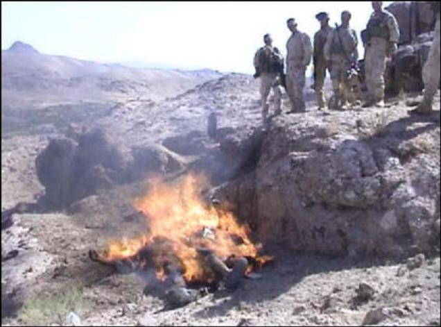 Dead Taliban Fighters