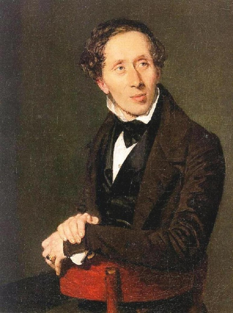 an exploration into the fairy tale world of hans christian andersen I grew up with hans christian andersen's fairy tales his fame spreading throughout the world his fairy tales have been translated into and hans andersen.
