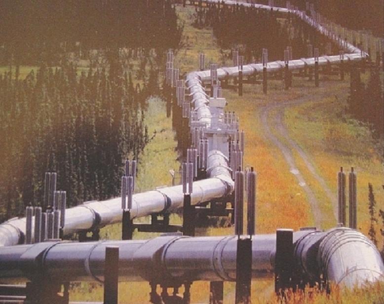 Ukraine Russia Natural Gas Pipeline