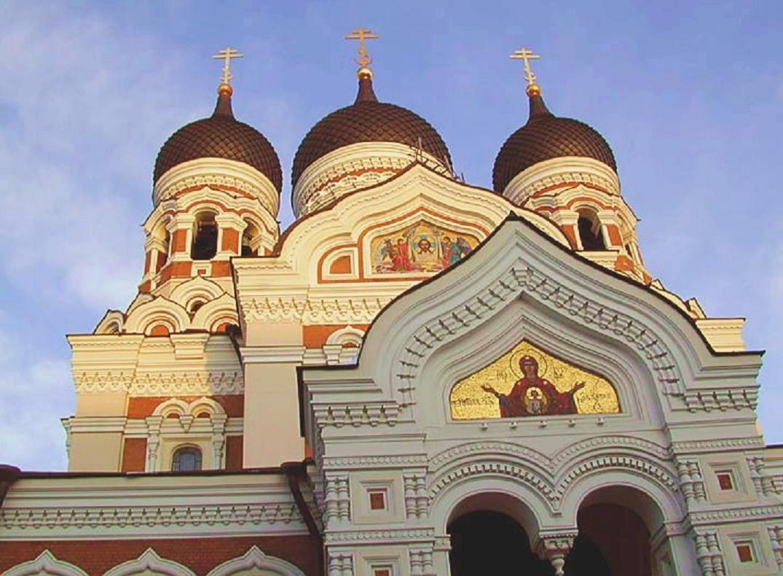churches in estonia