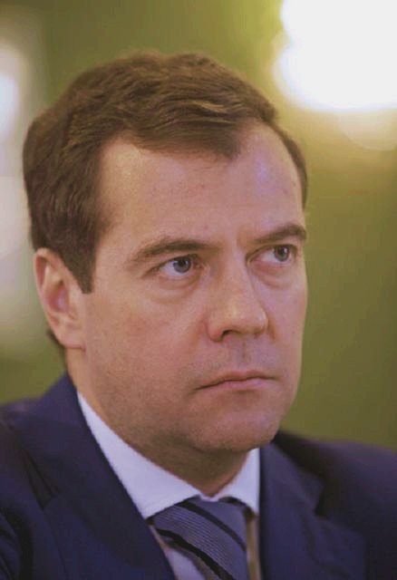 President Medvedev: Events in South Ossetia Show that ...