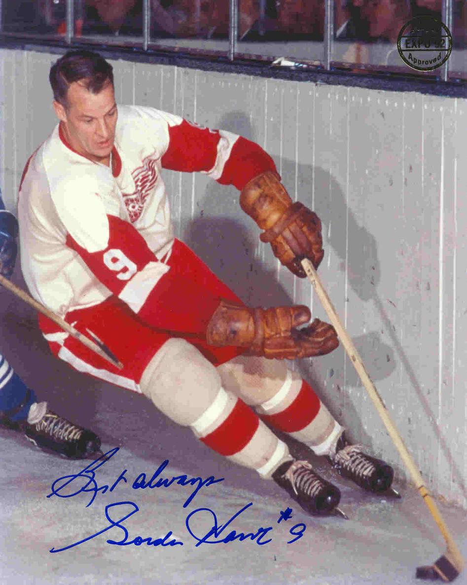 hockey players bilingual speak english profanity gordie howe gordie howe