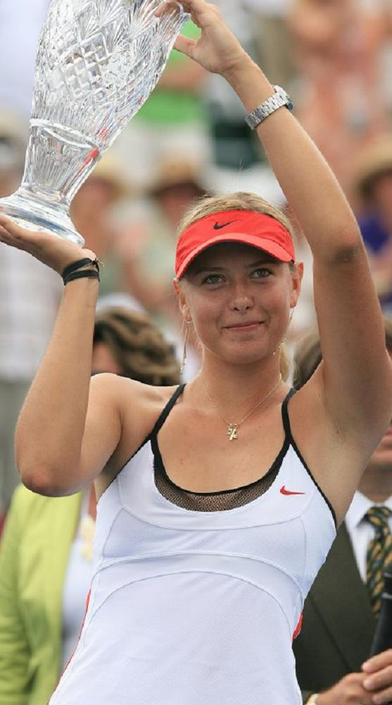 Maria Sharapova - Photo Gallery