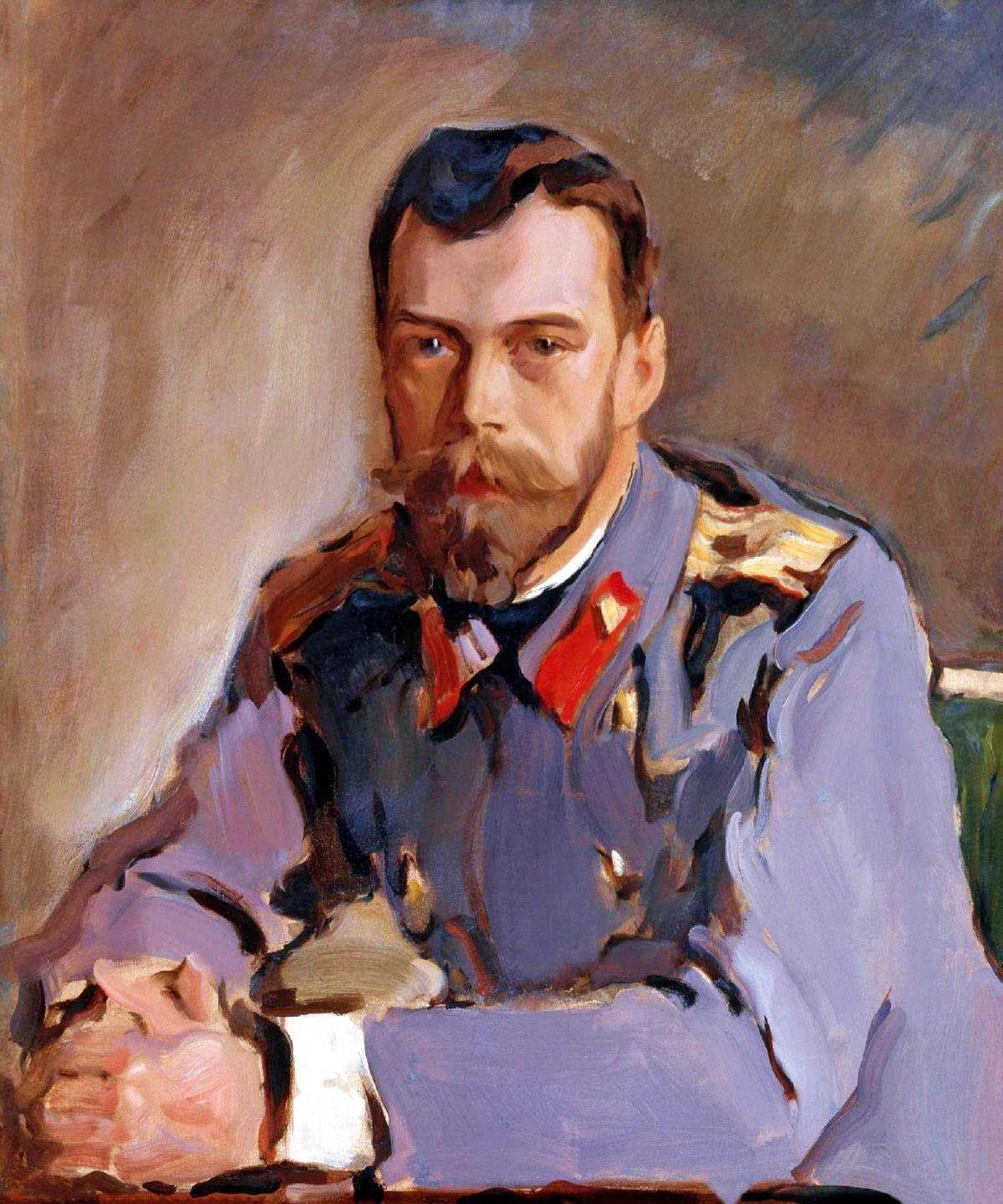 To what extent was the tsar