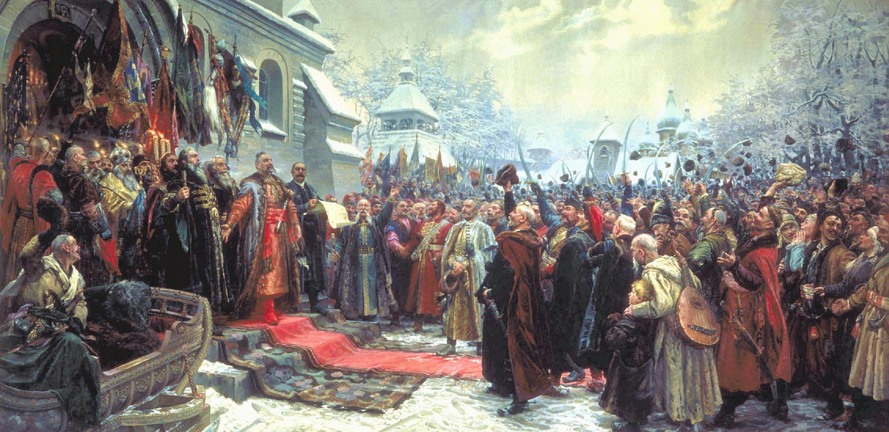 An Orthodox-Patriotic Procession in Favour of Unity with Russia ...
