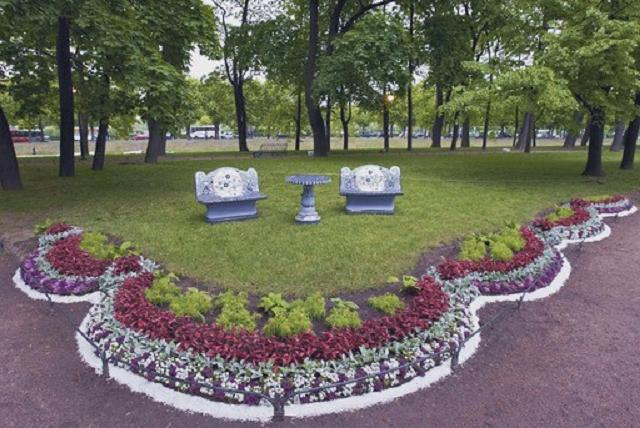 Princess Maria Christina Of Kent Said In Opening An International Festival Of  The Art Of Gardening In St Petersburg That People And Flowers Appeared To  Make ...