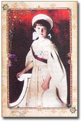 Royal Martyr Grand Princess St Anastasia Nikolaevna (1901-18)