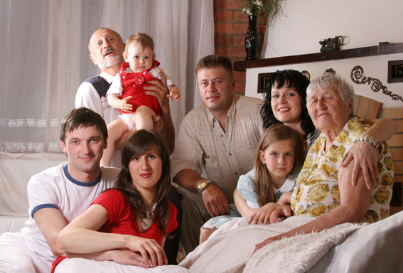 Russian familys Nude Photos 30