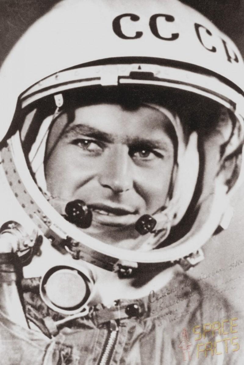 Cosmonaut Titov: brief biography