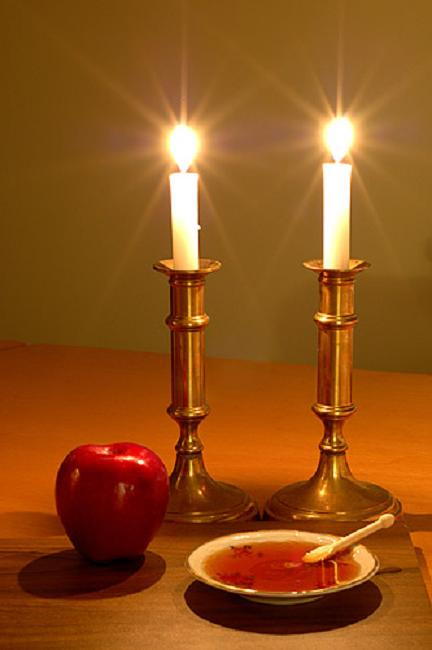 Jews note the new year voices from russia before the new years meal proper jews eat apples dipped in honey and wish each other a good and sweet new year m4hsunfo