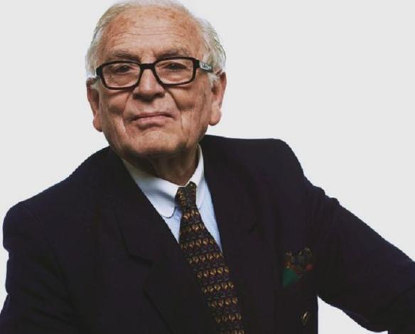 Pierre Cardin Became An Honorary Member Of The Russian Academy Of Arts Voices From Russia