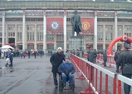 wheelchair-at-luzhniki-stadium