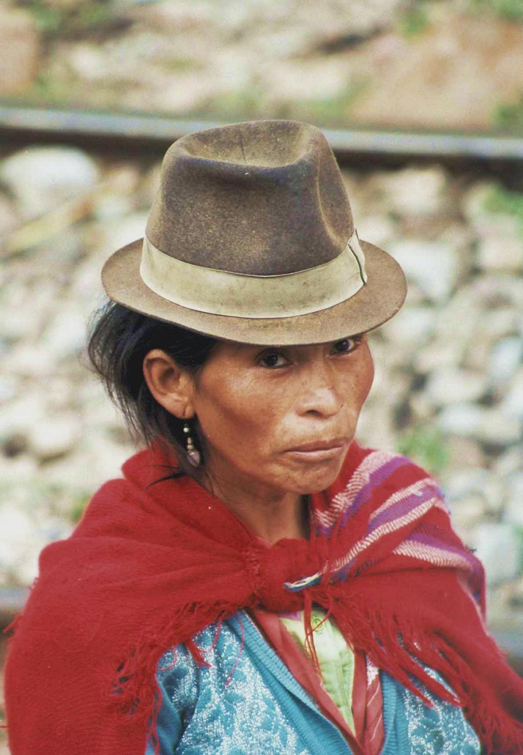 quechua-indian-woman