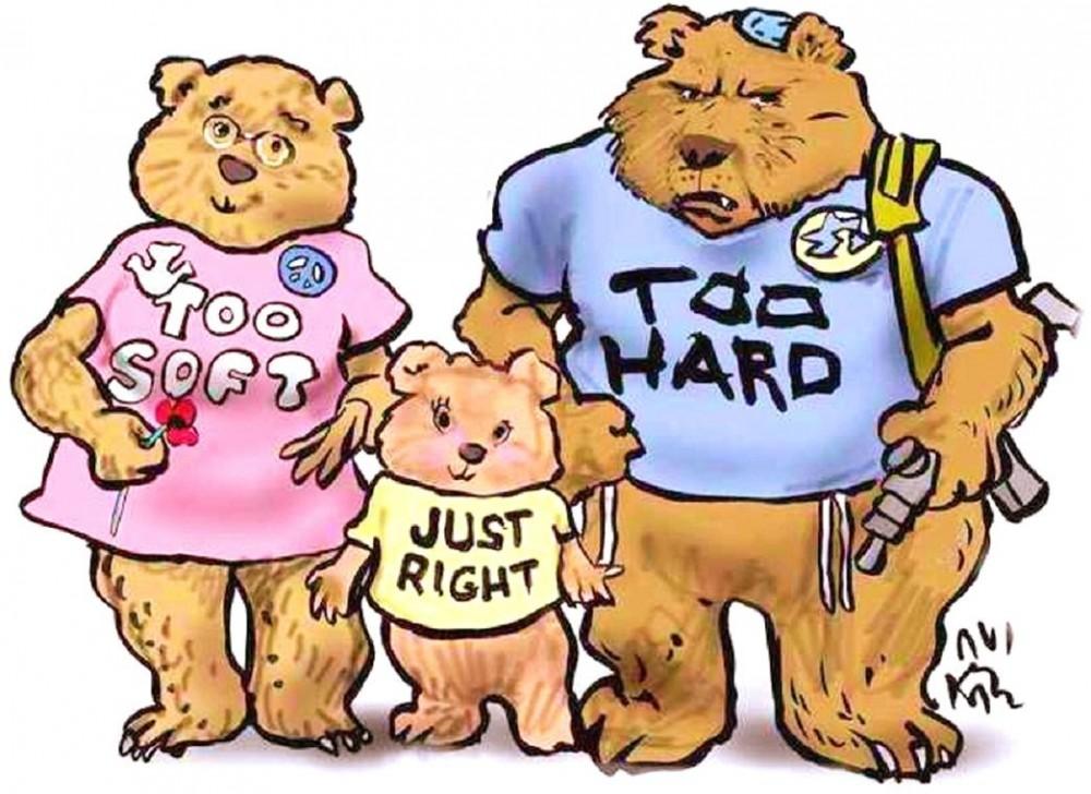 Triple Bears