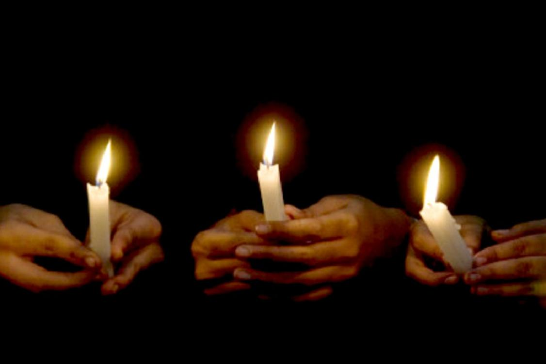 candles | Voices from Russia