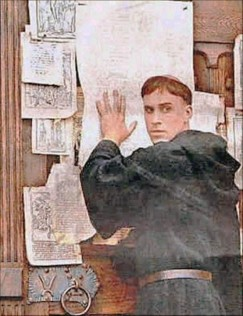Image result for 95 theses