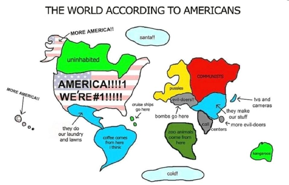 A russian view the world according to americans voices from russia gumiabroncs Image collections