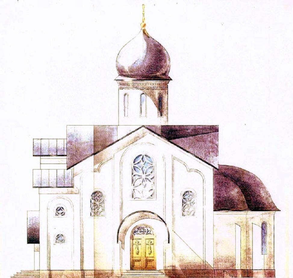 saints church in phuket in