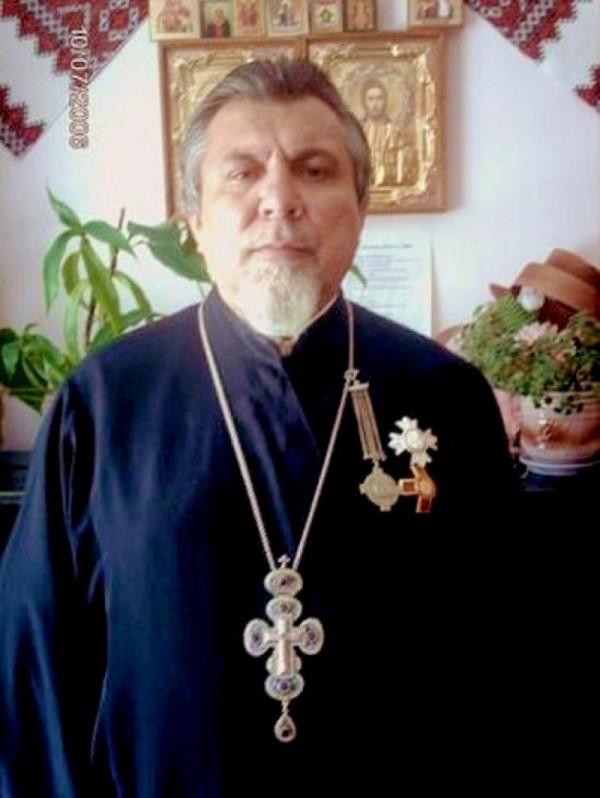 Fr Mikhail Shuvar