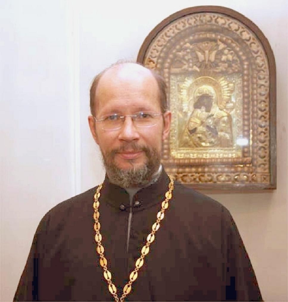 Fr Nikolai Balashov