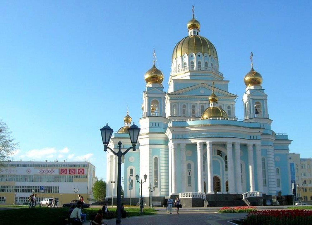 Saransk Russia  city photo : Saransk, Russia facts, weather, map, photos