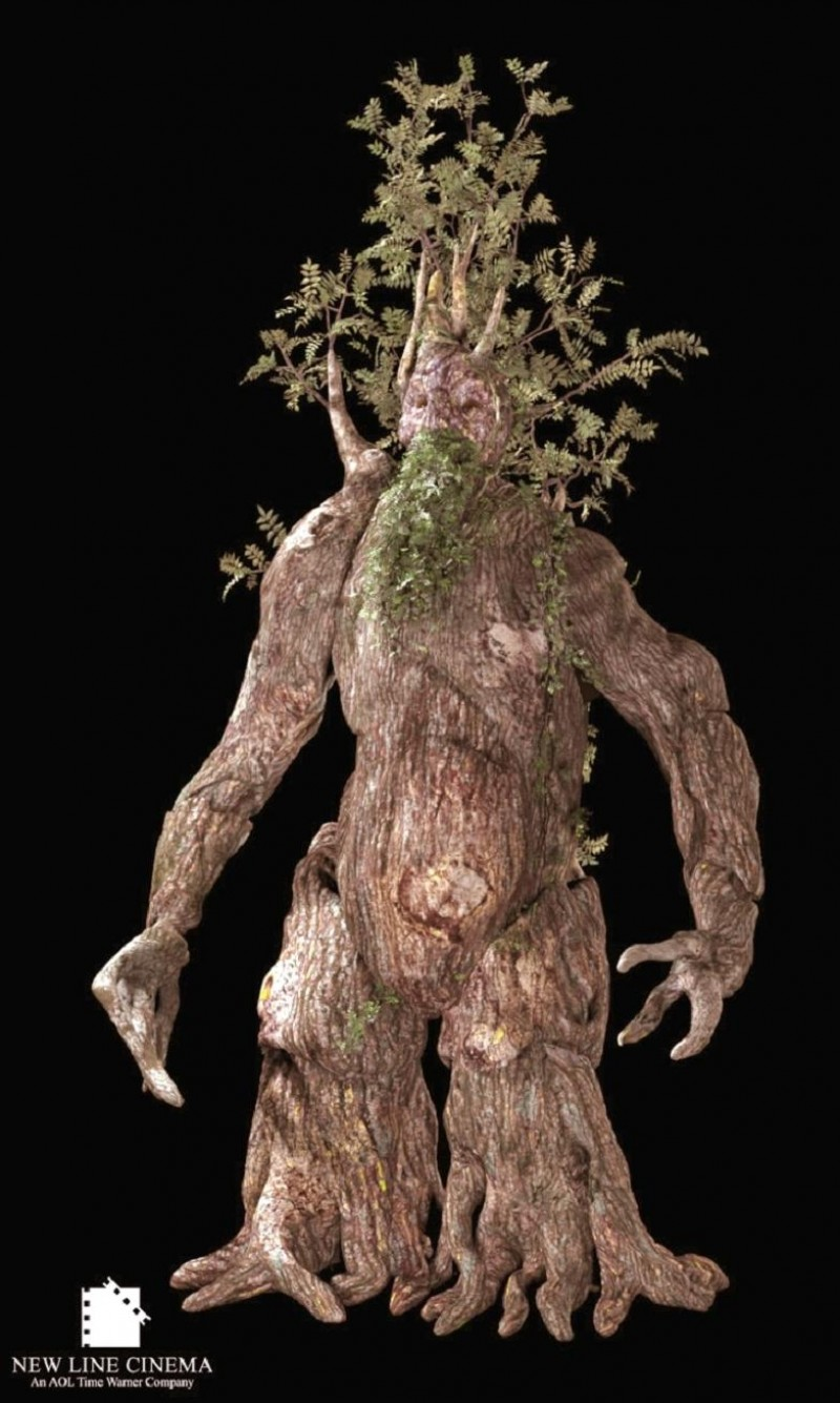 Treebeard the ENT… Orthodox are like ENTs… it takes FOREVER to ...