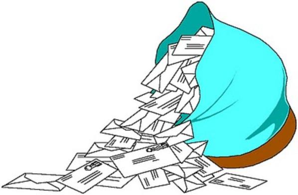 Image result for mail bag
