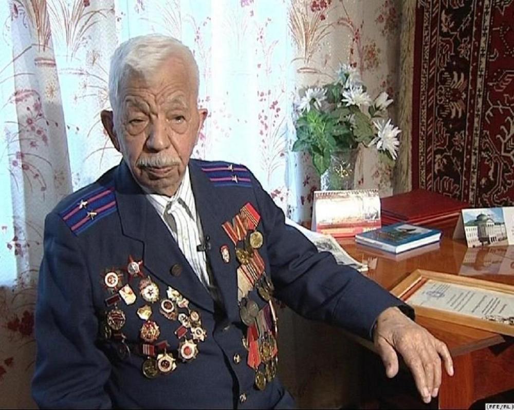 sheikhenur mulin VOV veteran
