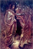 Fr Vladislav Provotorov. The Kiss of Judas