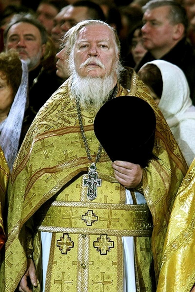Fr Dmitri Smirnov