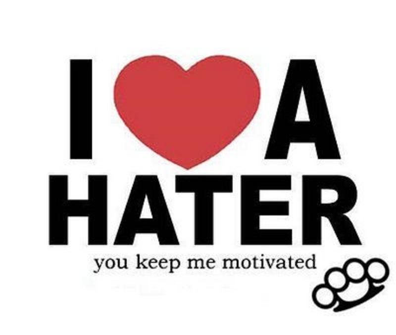 01 I Love a Hater