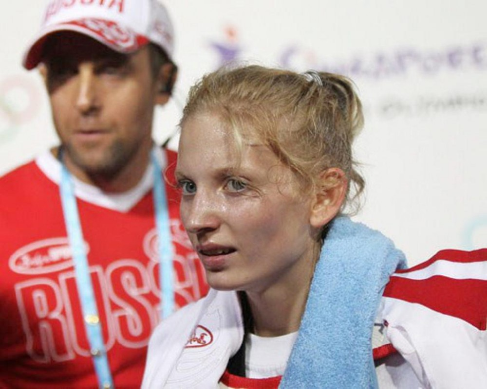 a photo essay the youth olympic games in singapore 2010 making a anastasia