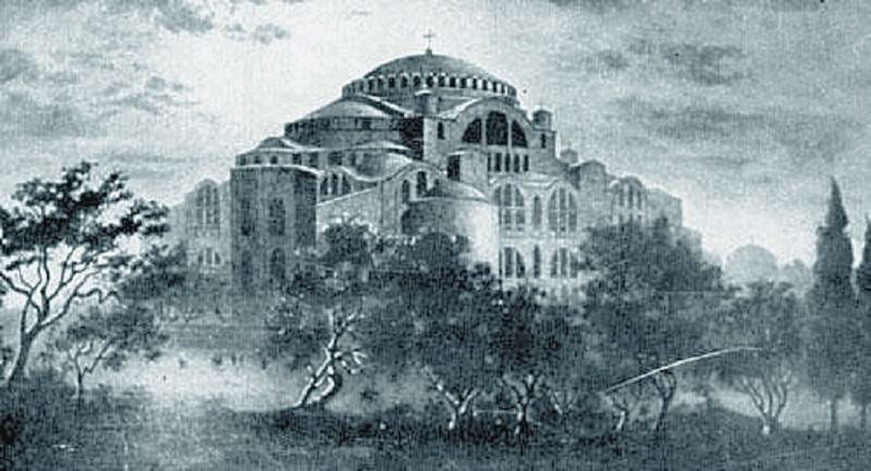 01 Hagia Sophia Cathedral of the Holy Wisdom