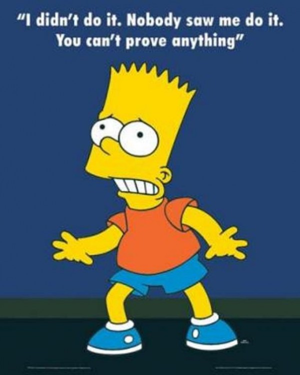 01 bart simpson i didn't do it