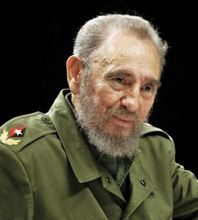 01 Fidel Castro Ruz