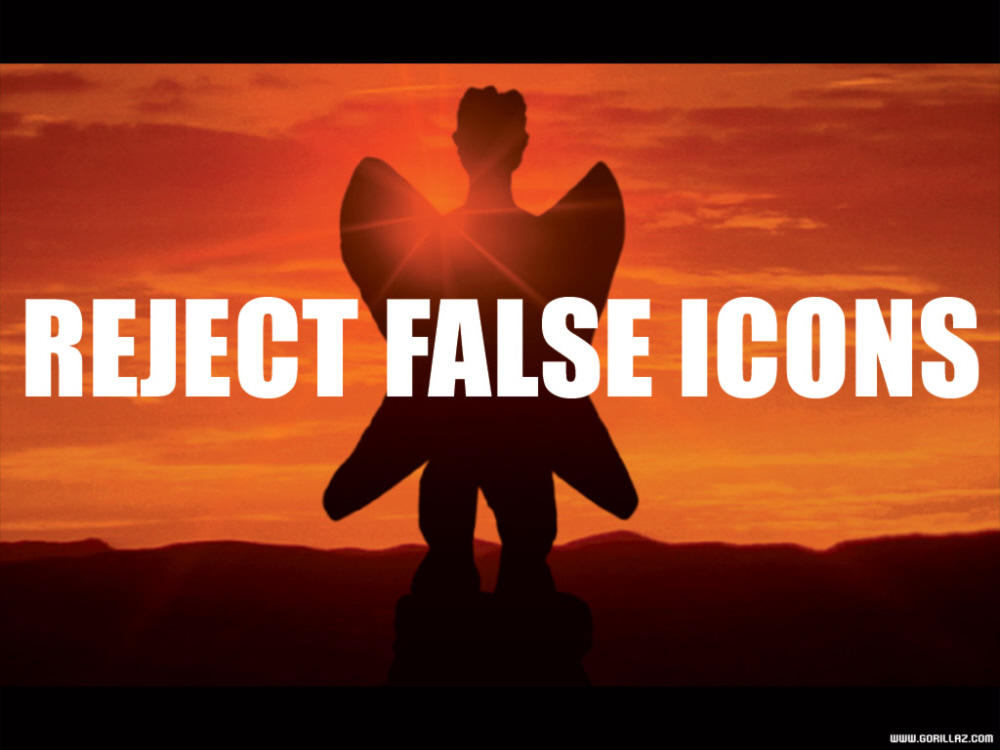 01 Reject false icons
