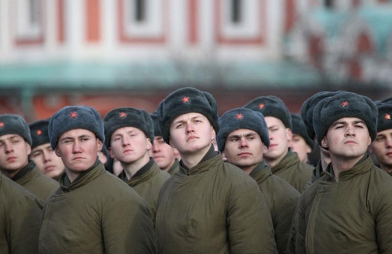 russian march revolution essay