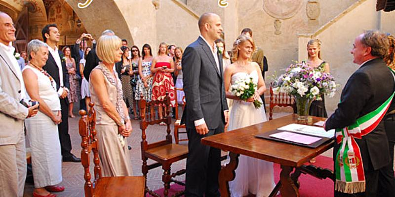 01 civil wedding in Italy