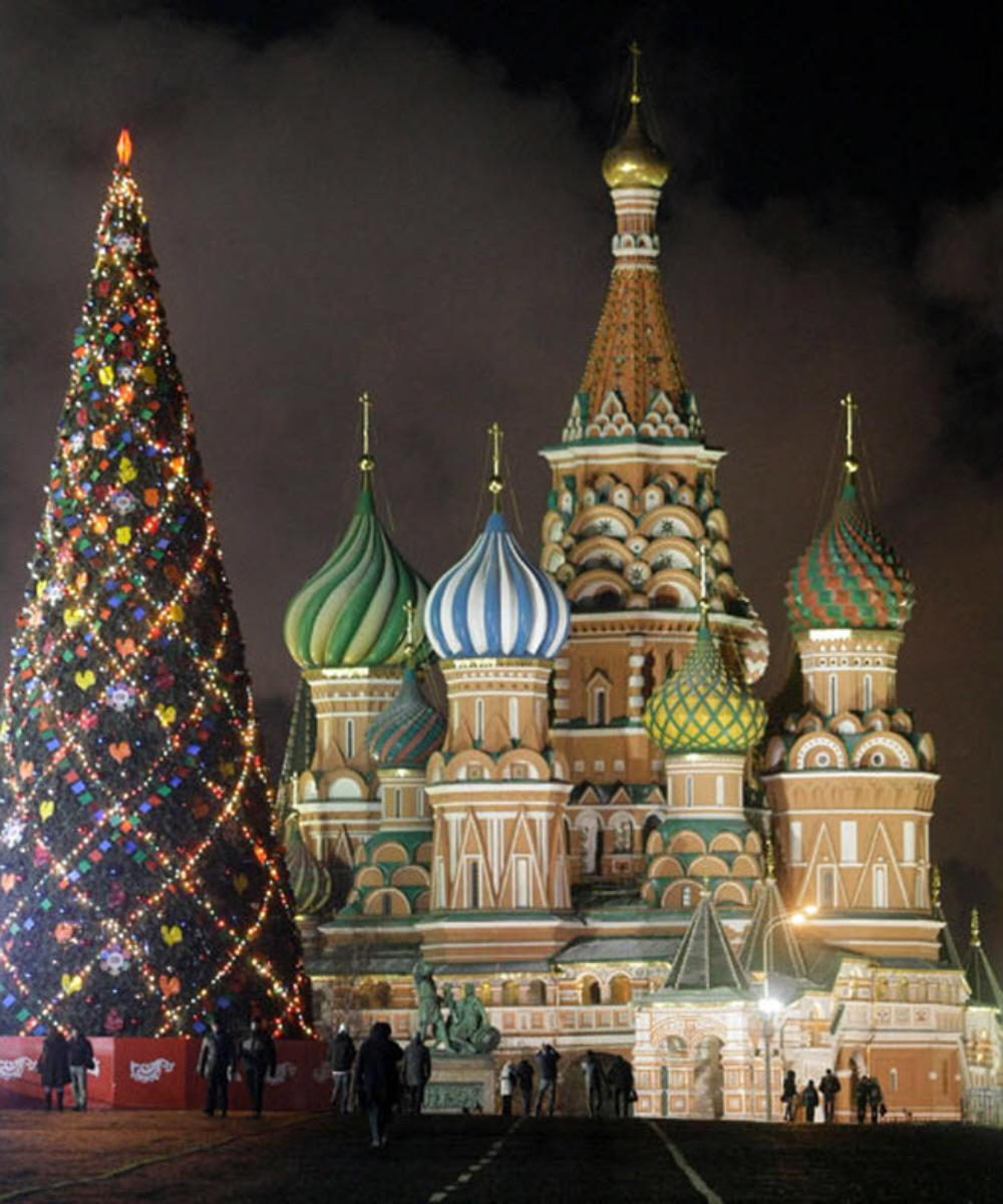 01b Xmas Around the World | Voices from Russia