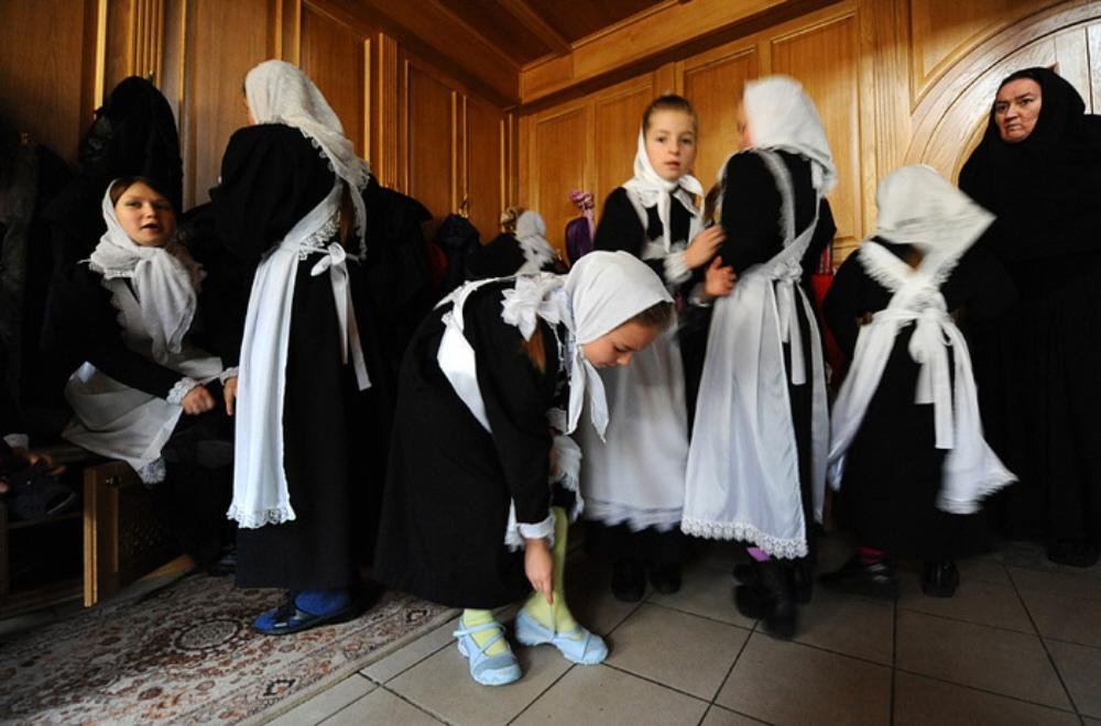 a photo essay a girl s orphanage at the pokrovsky convent in the  a photo essay a girl s orphanage at the pokrovsky convent in the moscow oblast