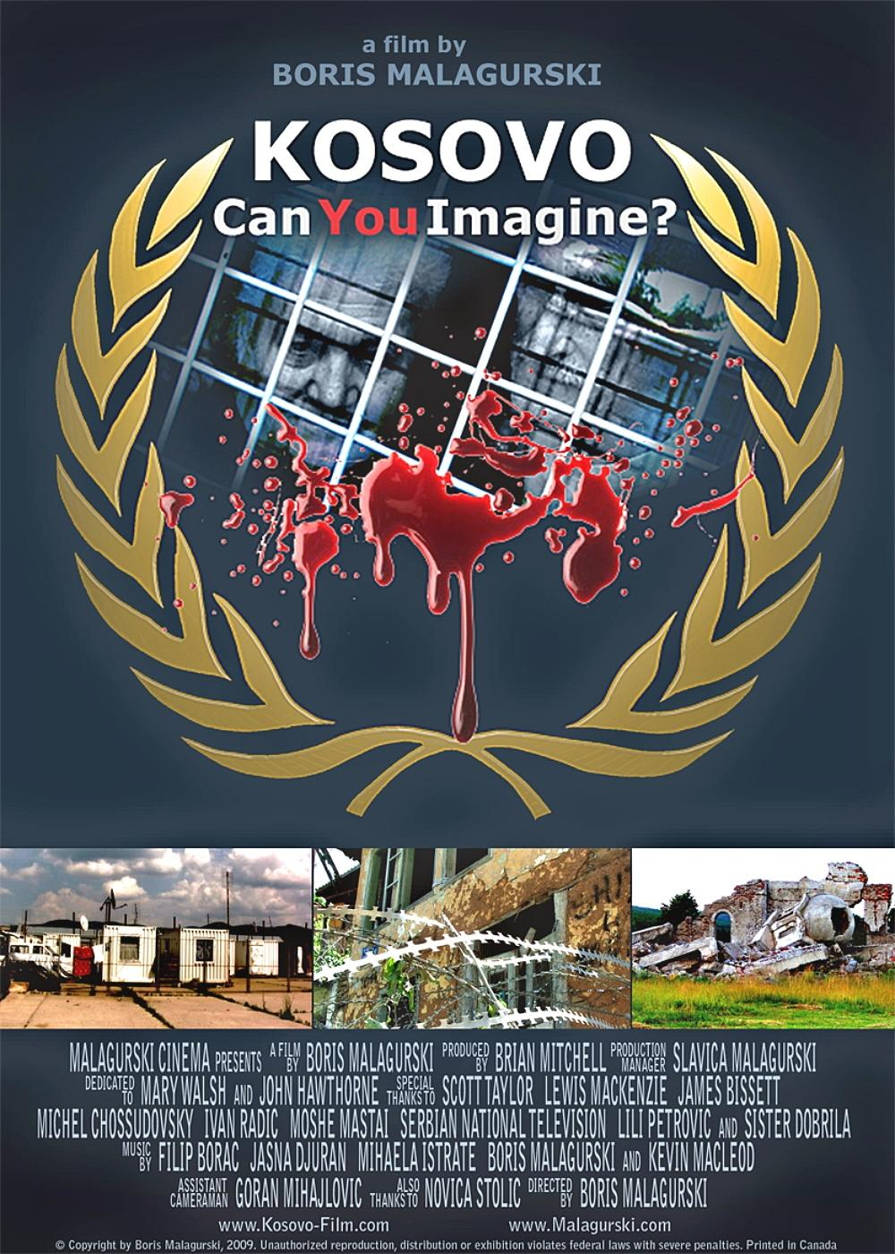 01 Kosovo Can You Imagine film poster