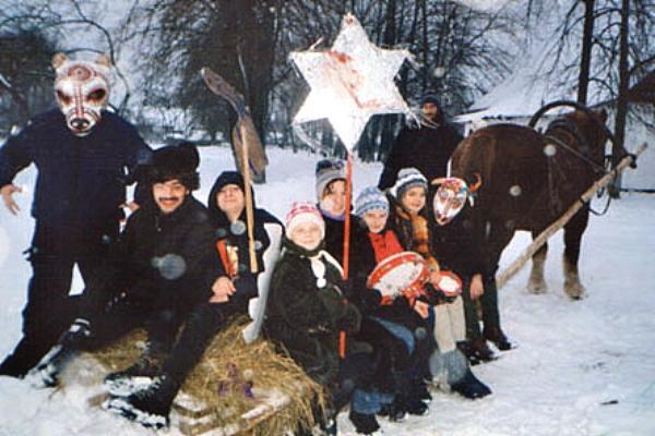 01a carolers Byelorussia