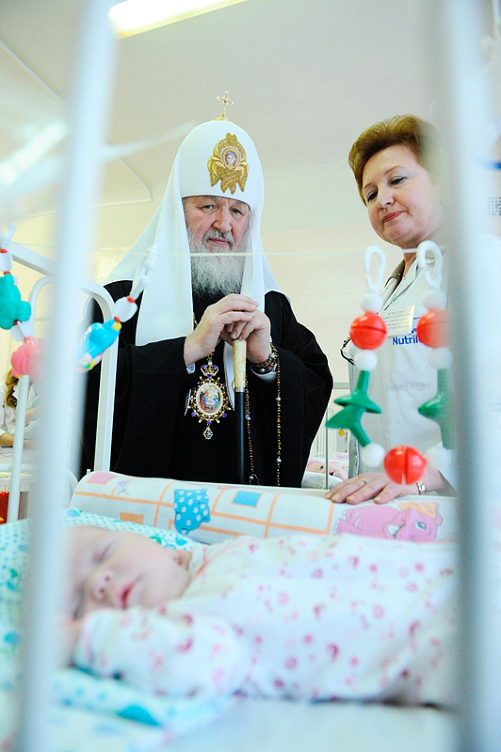 01e Patriarch Kirill Filatov Hospital 01.11