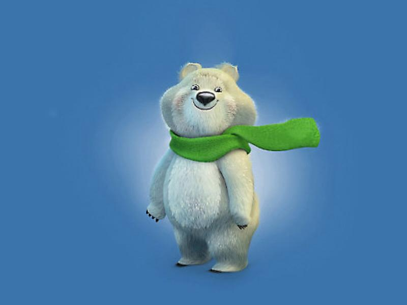 the Olympics Mascot was a