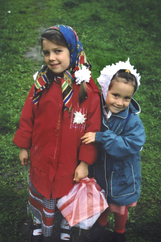 russian tiny dasha_anya Help 30 Russian kids with hearing loss communicate