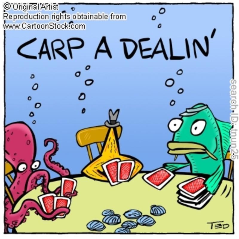 01 fishy poker game